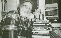 Peter Goodman of Stone Bridge Press